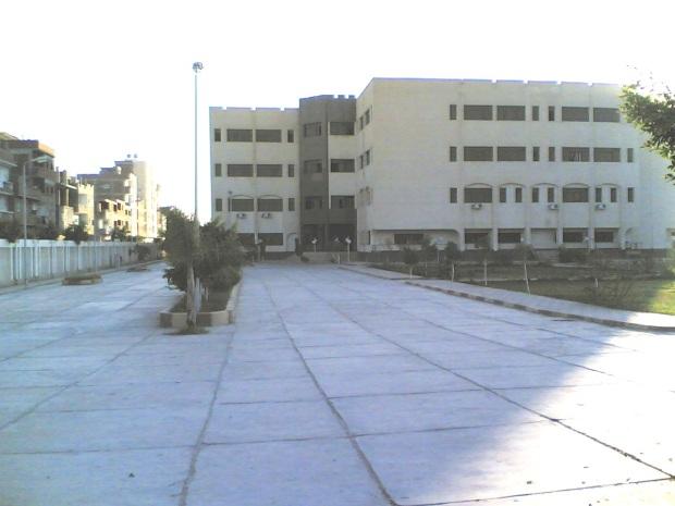 Bangunan Kuliah Utama Universiti Al-Azhar Damanhur