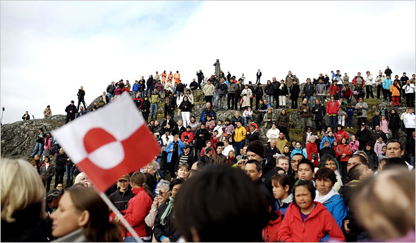Masyarakat Greenland