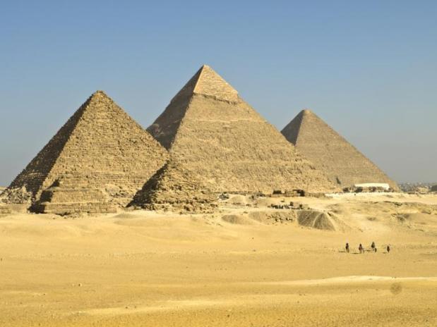 Kompleks Piramid di Giza