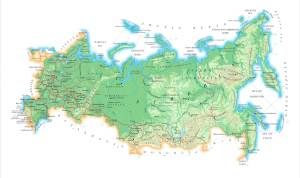Map-Russia