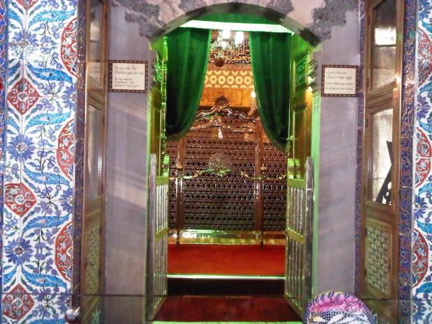 Makam Abu Ayyub Al-Ansori di Istanbul