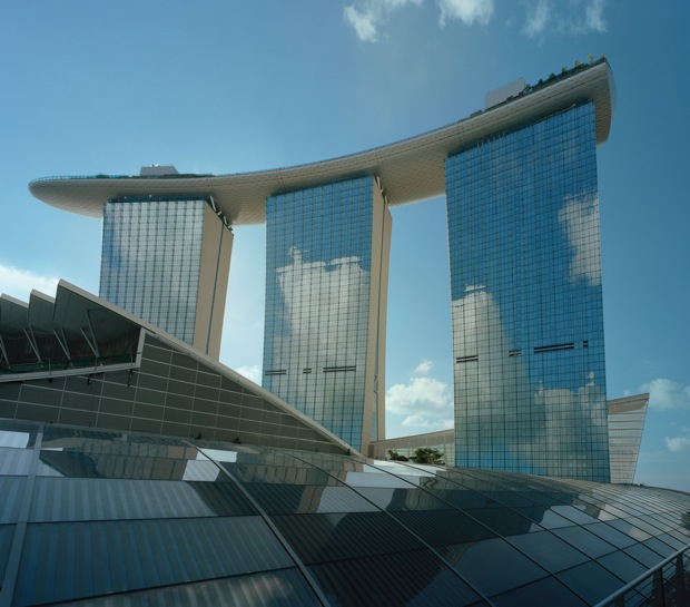 Marina Bay Sands Building