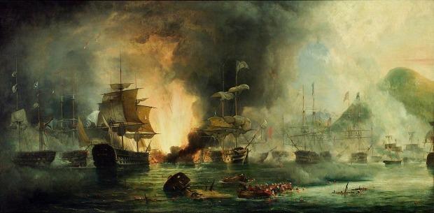 NavarinoButtle-Ottoman Sea Ship