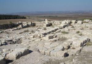 Sedikit Cebisan Rakaman di Kawasan Megiddo Utara Palestin/ Israel