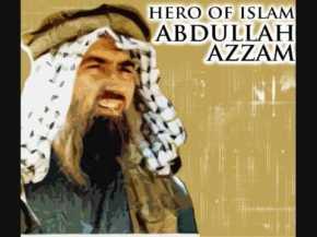 abdullah azzam hero of Islam