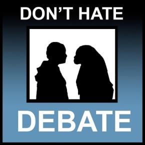 Dont Hate Debate