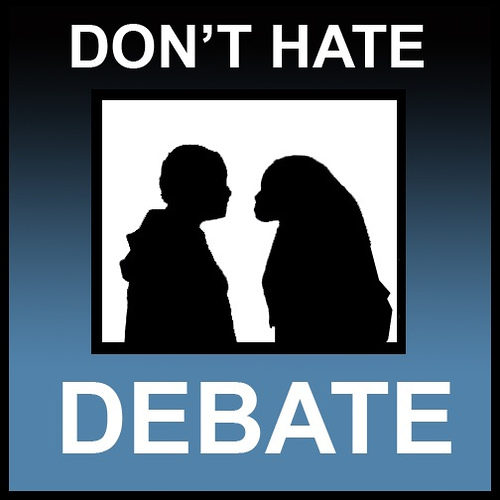 Dont Hate Debate